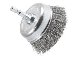 "Forney Industries 3"" Crimped Cup Brush 72732"