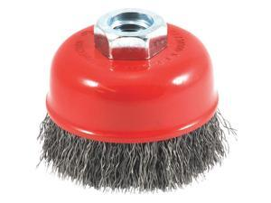 "Forney Industries 2-3/4"" Crimped Cup Brush 72755"