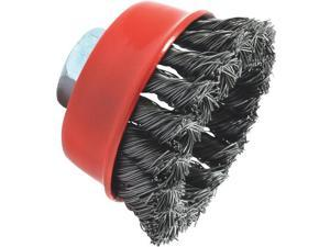 "Forney Industries 2-3/4"" Knotted Cup Brush 72757"