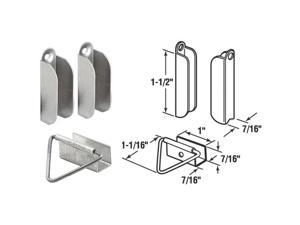 Prime Line Prod. 1819 Hangers And Latch-WINDOW CLIPS & HANGER