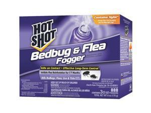 Spectrum Brands H&G 3 Pack Bedbug & Flea Fogger HG95911