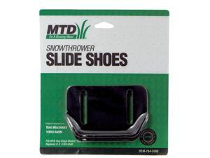 Arnold Corp. Mtd Snowthrw Slide Shoes OEM-784-5580