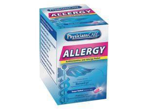 Acme 90036 Physicianscare Allergy Relief Tablets - For Allergy