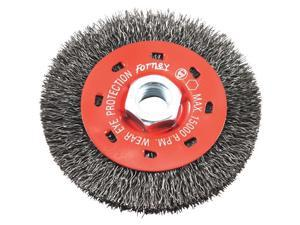 "Forney Industries 4"" Crimped Wire Wheel 72788"
