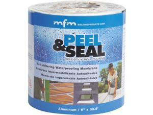 "MFM Building Products 6""x33.5' Peel & Seal 50042"
