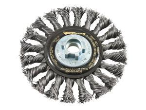 "Forney Industries 4.5""twst Knot Wire Wheel 72835"