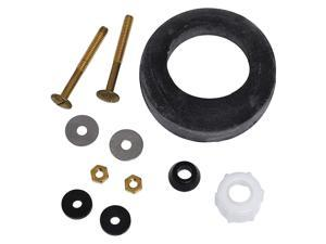 AMERICAN STANDARD 047158-0070A Couplig Kit, Tank to Bowl, Brass and Rubbr