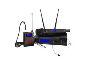 Nady W-1KU Wireless Microphone System