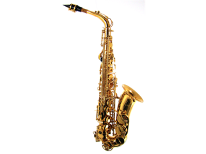 Barrington Model AS206 Alto Saxophone