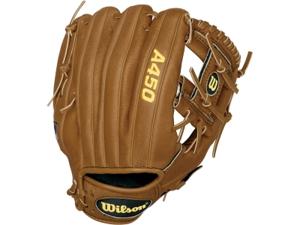 Wilson WTA0450BBDP15 Wilson A450 Gaming Gloves