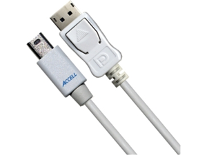 Accell Mini DisplayPort to DisplayPort Cable 1m (3.3ft.)