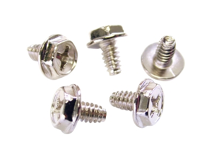 StarTech.com Replacement PC Mounting Screws #6-32 x 1/4in Long Standoff - 50 Pack