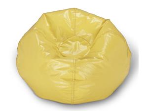 Ace Bayou Extra Large Yellow Bean Bag