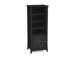Nexera Tuxedo Collection Curio Cabinet - 203306