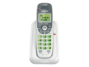 Vtech CS6114 Cordless Phone - DECT - White