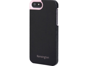Kensington Vesto Black Snake Solid Leather Texture Case for iPhone 5 K39627WW