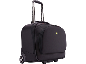 "Case Logic KLR-215BLACK Travel/Luggage Case (Roller) for 15.6"" Notebook, iPad, Tablet PC, Travel Essentia"