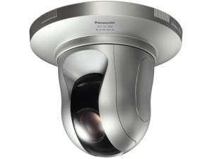 Panasonic i-PRO SmartHD WV-SC384 Surveillance/Network Camera - Color, Monochrome