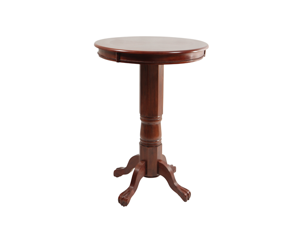 Boraam Florence Pub Table in Lt. Cherry Finish