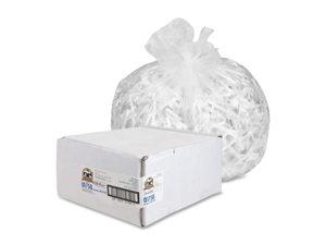 """High Density Can Liners 40-45 Gal 40""""x48"""" 250/CT CL"""