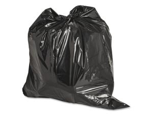 Heavy-Duty Trash Bags 1.5 Mil 20-30 Gallon 100/BX Black