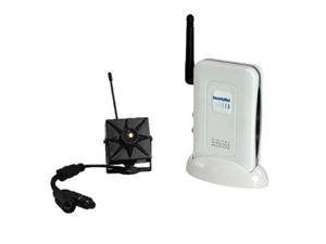 Securityman Digital Wireless Mini Indoor Camera Kit With Audio DIGIMINIAIR