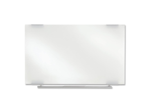Clarity Glass Dry Erase Boards Frameless 48 x 36
