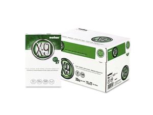 Boise X-9 Copy Paper, 92 Brightness, 20lb, 11 x 17, White, 2500 Sheets/Carton