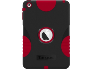 Targus SafePORT Case Rugged for iPad mini - Red