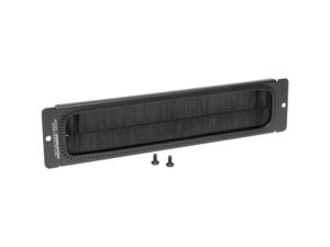 Tripp Lite SmartRack Series SRBRUSHWM Brush Strip Plate for Wall-Mount Racks