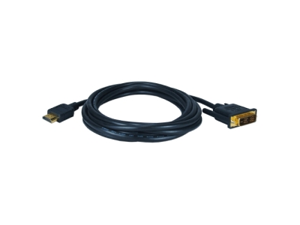QVS Ultra High Performance HDMI Male to DVI Male HDTV/Flat Panel Digital Video Cable