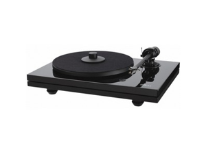 Music Hall mmf 5.1 Black Record Turntable