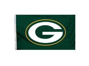 Green Bay Packers 3 Ft. X 5 Ft. Flag W/Grommetts