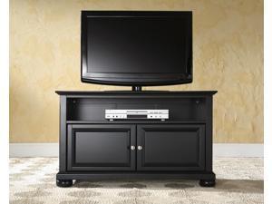 "Crosley Alexandria 42"" TV Stand in Black"