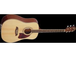 Oscar Schmidt Dread. Acoustic Natural Guitar