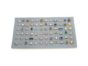 72 Piece Ring Display Unit