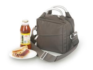 Picnic Plus Magellan Lunch Tote-Clay