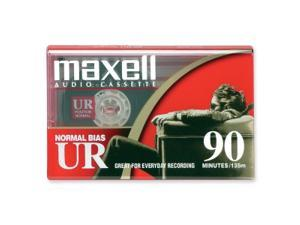Maxell Type I Audio Cassette 1 Each