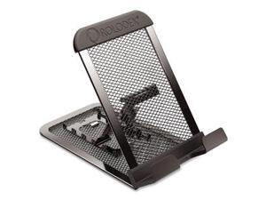 Adjustable Mobile Device Mesh Stand Black