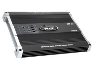 2000 Watt 4 Channel Bridgeable MOSFET Amplifier