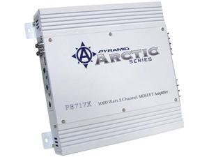 1000 Watt 2 Channel Bridgeable MOSFET Amplifier