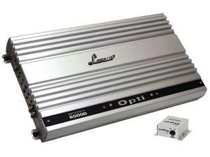 Optidrive Series 6000 Watt Mono Block Digital Competition Class Amplifier