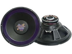 Pyramid - 12'' 300 Watt High Power Paper Cone 8 Ohm Subwoofer