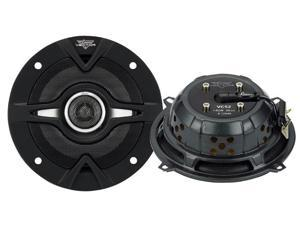 Lanzar - Vector 5.25'' 140 Watts 2-Way Slim Speakers