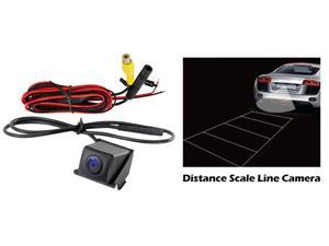 Pyle - Buick Vehicle Specific Rear View Backup Camera with Distance Scale Line