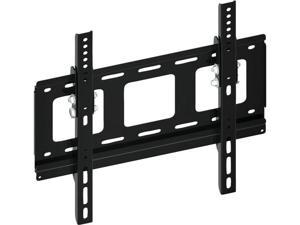 "Pyle PSW128ST Black 23""-37"" Ultra Thin Flat Panel TV Mount Bracket 77 lbs VESA: 400 X 400"