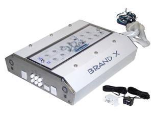 BrandX - 816 Watt 8 Channel Marine Hybrid Full Range Amplifier (Refurbished)