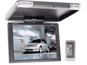 "Legacy - 13"" TFT LCD Roof Mount Monitor W/IR Transmitter & Swivel (Refurbished)"