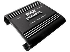 2 Channel 2000 Watts Bridgeable Mosfet Amplifier