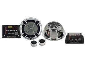 6.5'' 2-Way Component Speaker System